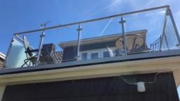 Bespoke Glass Balustrade Fabrication