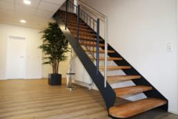 Bespoke Steel Staircase Fabrication