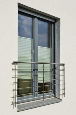 Bespoke Balcony Fabrication