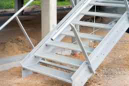 Bespoke Steel Stairs
