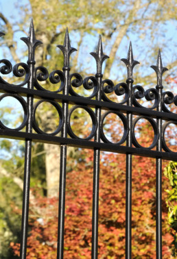 Bespoke Steel Gates