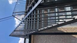Bespoke Steel Staircase